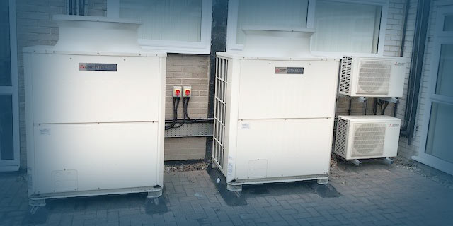 KG Technical Services Ait Conditioning Installation